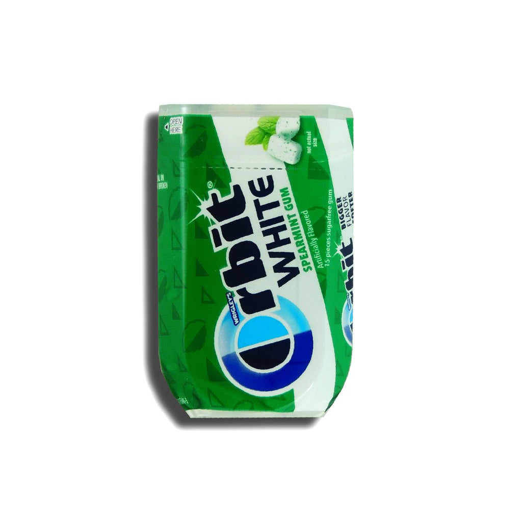 Orbit White Spearmint - Can  15s