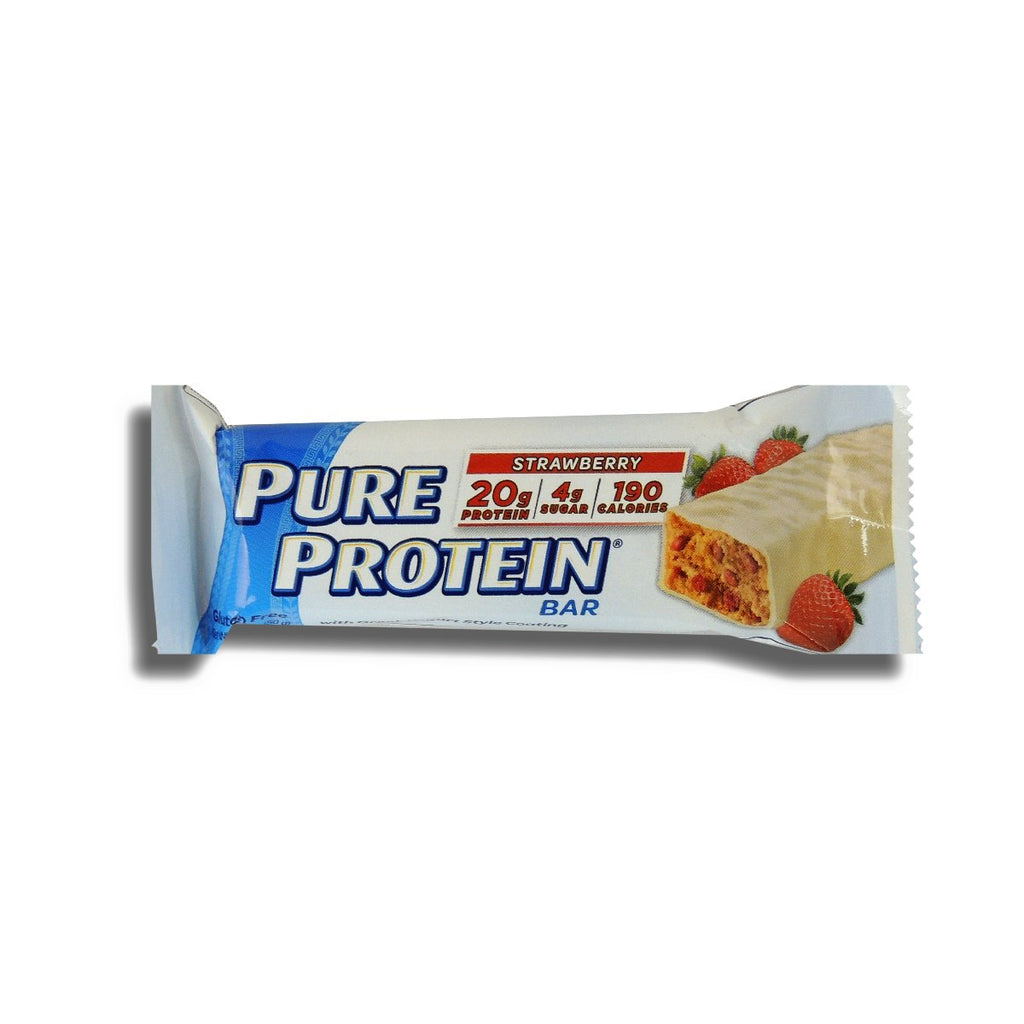 Pure Protein 50g Bar - Strawberry Greek Yogurt