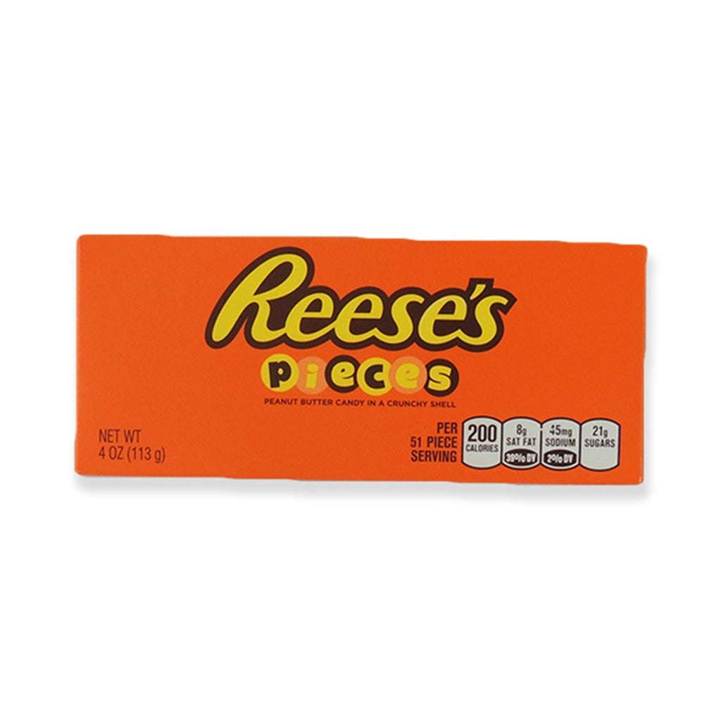 Reese's Pieces Peanut Butter Candy In A Crunchy Shell, Chocolate Candy