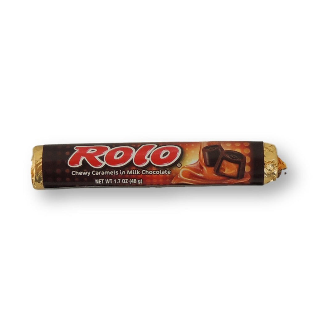 Rolo Caramels In Milk Chocolate Rolls 1.7 Oz