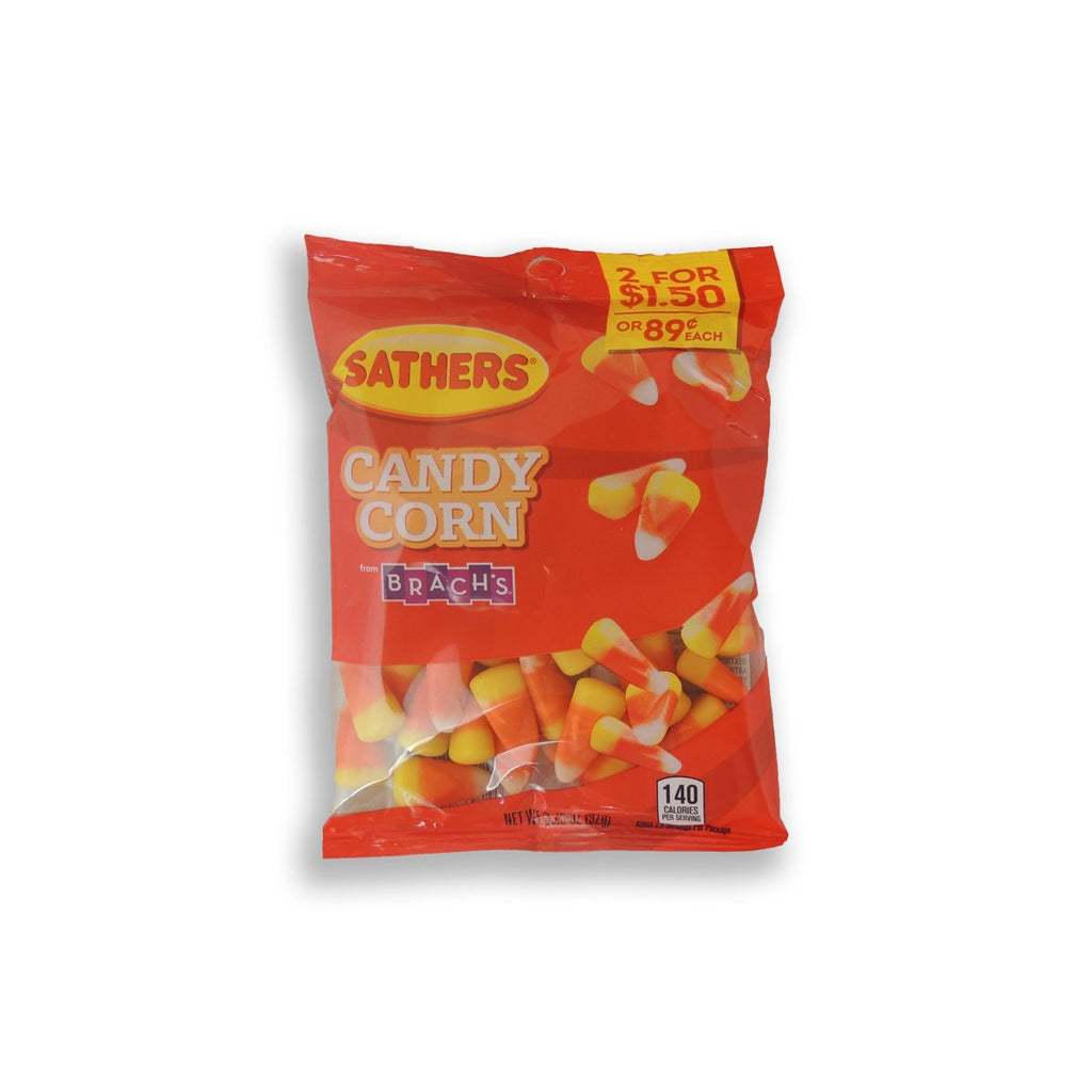 Sathers Candy Corn 3.25 Oz