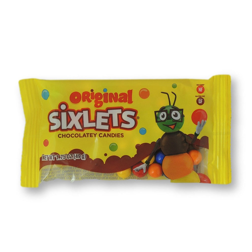 Sixlets Chocolate Candy