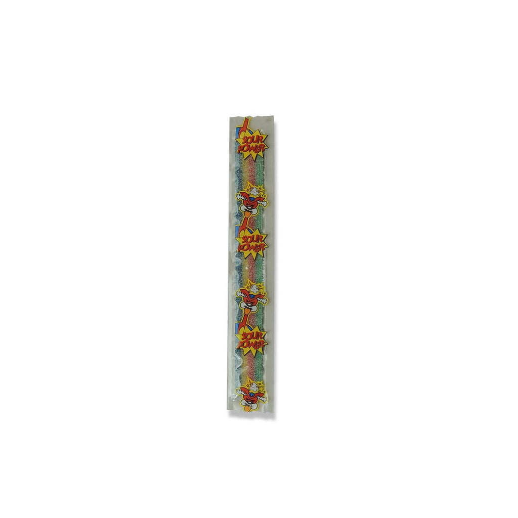 Sour Power Belts Wrap 4 Flavors
