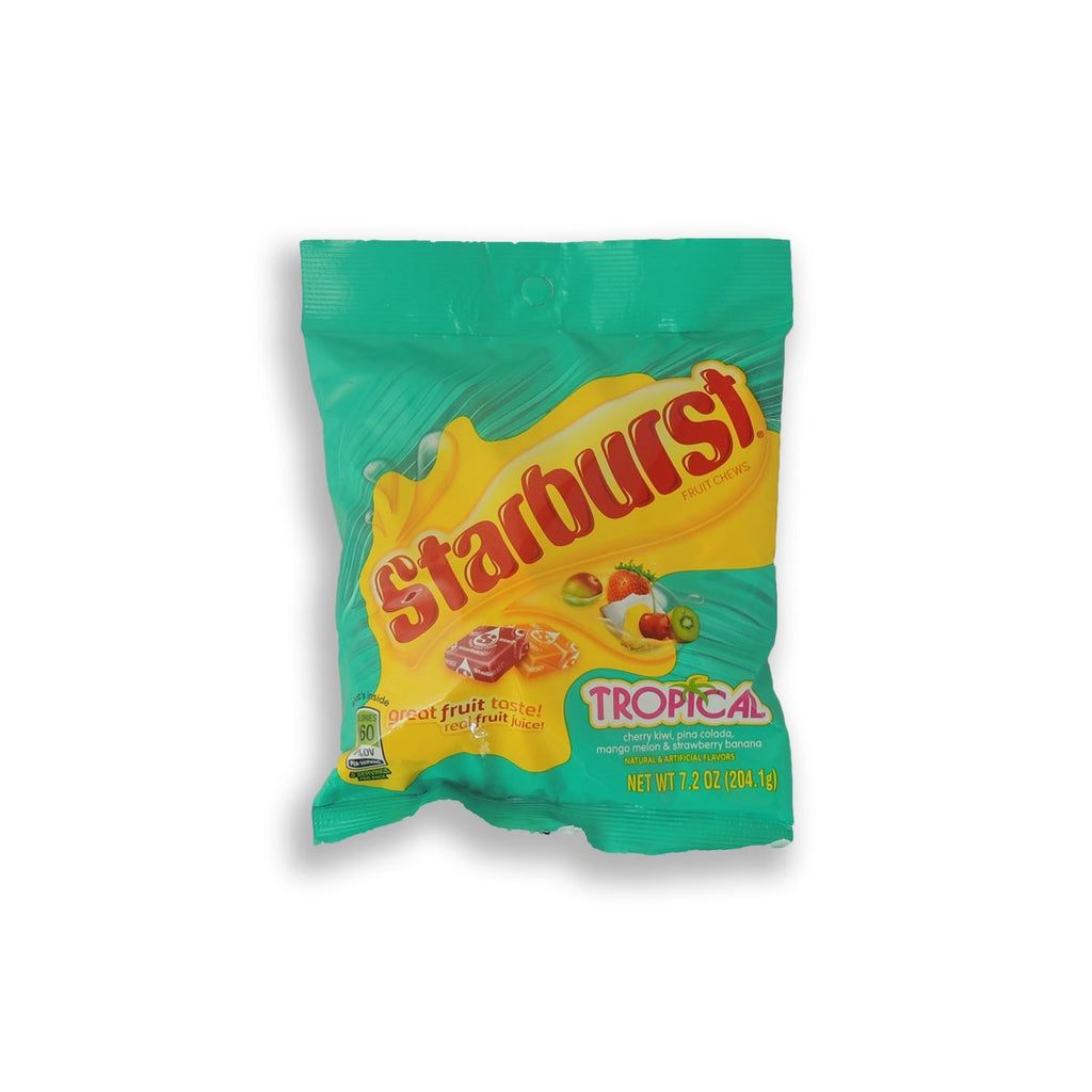 Starburst Tropical 7.2 Oz