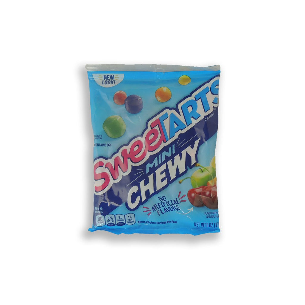 Sweetarts Mini Chewy 6 Oz