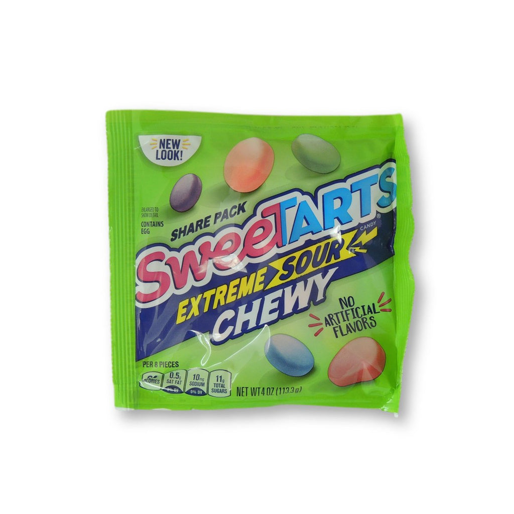 Sweetarts King Size Sour Chewy Candy 4 Oz