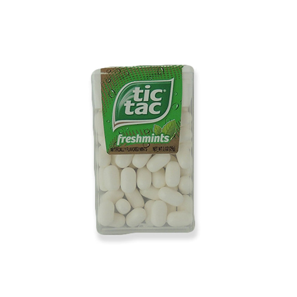 Tic Tac Mint Freshmints Pack 1 Oz