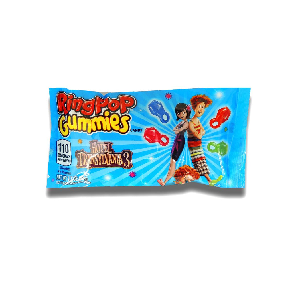 Topps  Ring Pop Gummies 1.7oz