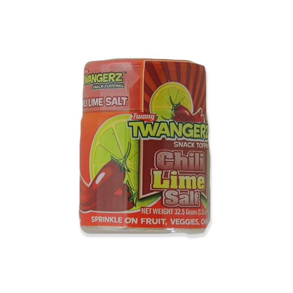 Twang Twangerz Chili-Lime Salt - Bottle 1.15oz