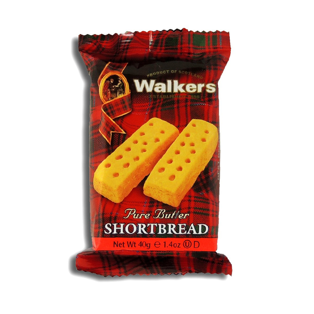 Walkers  Shortbread Finger Cookie 1.4 Oz