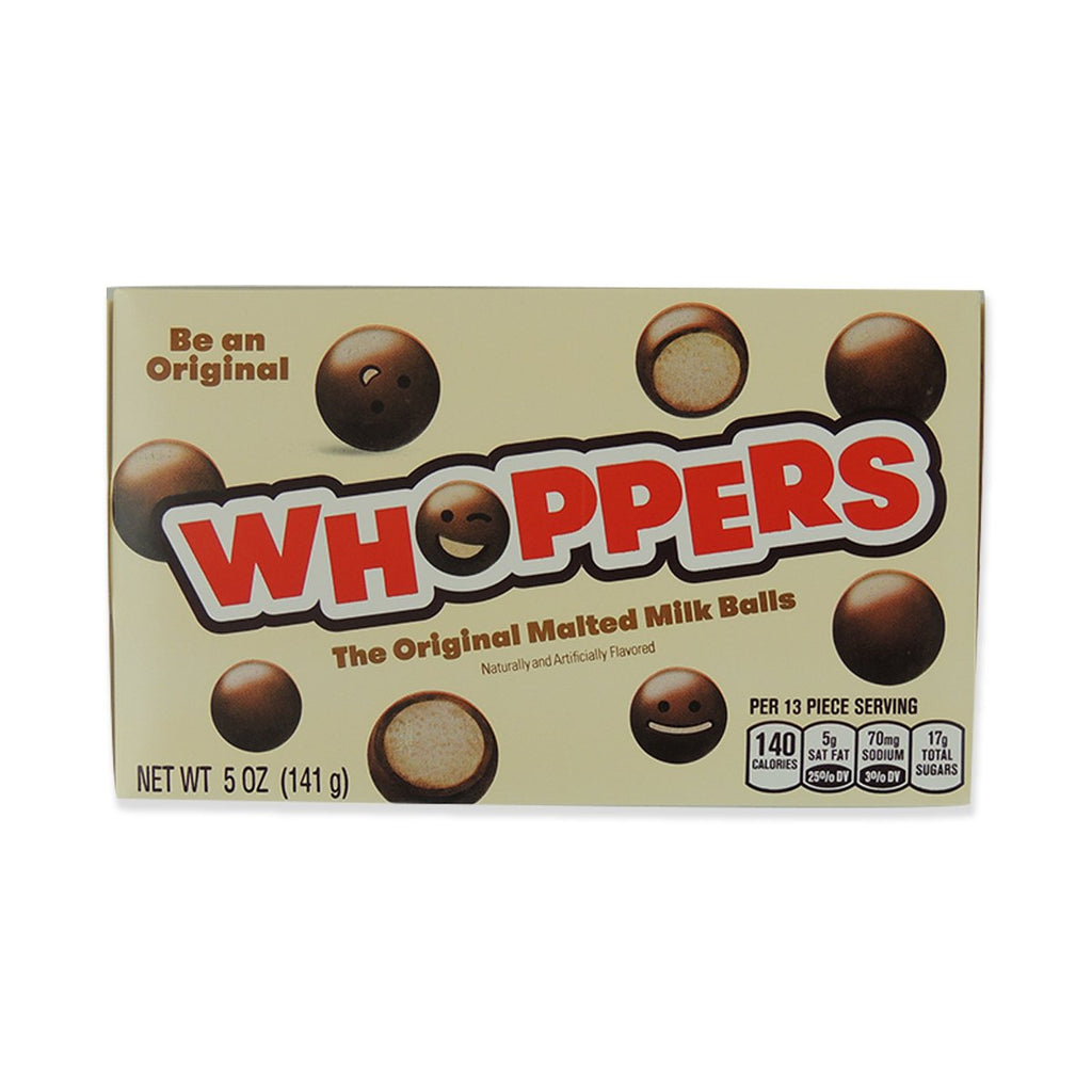 Whoppers The Original Malted Milk Balls, Chocolate Candy