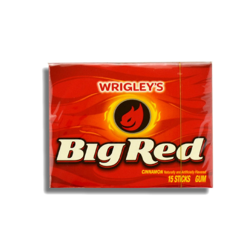 Wrigleys Gum Big Red 15s