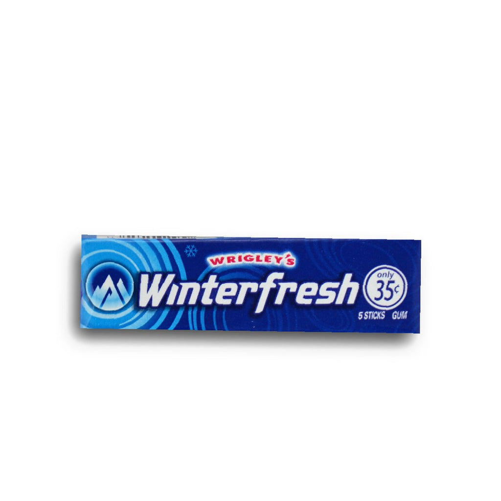Wrigleys Winterfresh 5s