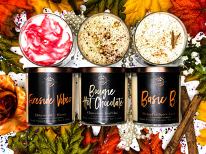 8 Fall Candles From Black-Owned Brands For Pumpkin Spice Season