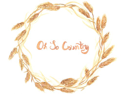 Oh So Country