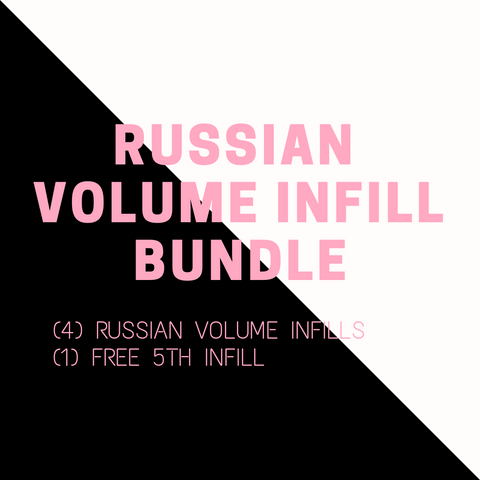 RUSSIAN VOLUME INFILL DEAL