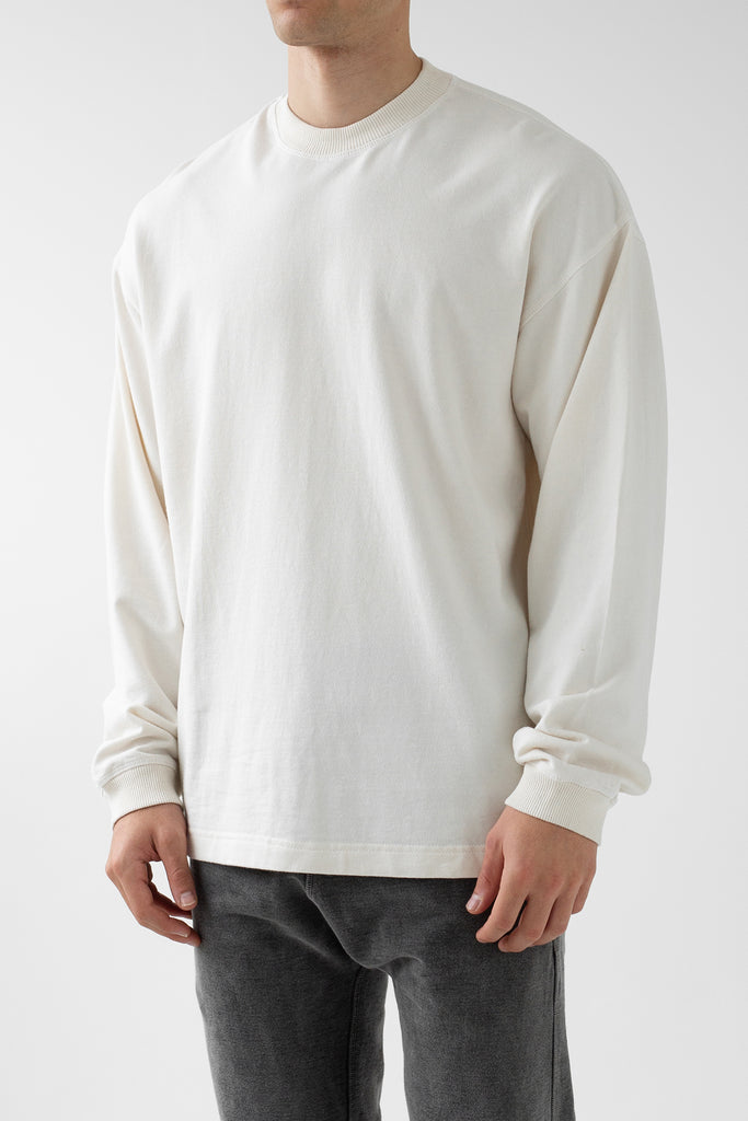 Long sleeve Warm Up Tshirt