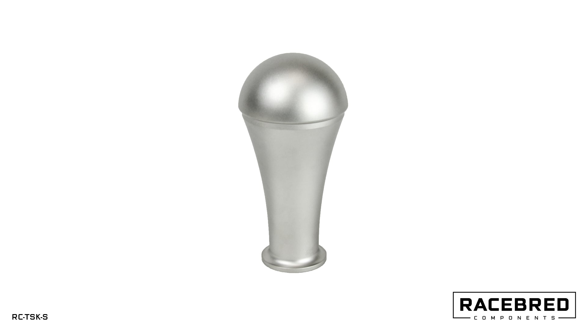 Stainless Steel Teardrop Shift Knob