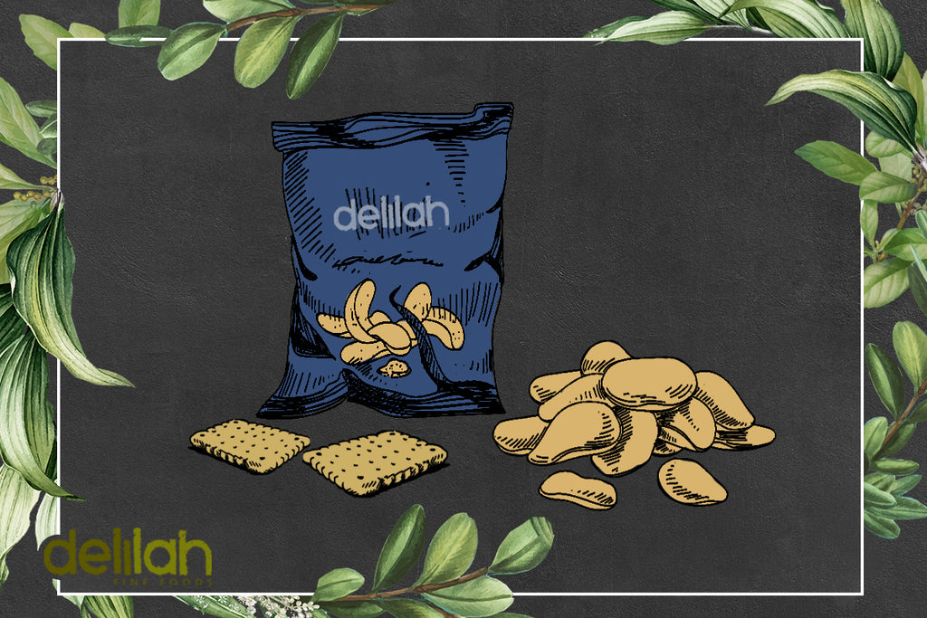 Delilah Savoury Biscuits & Snacks