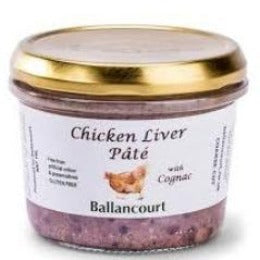 Ballencourt Chicken Liver Pate with Port 180g