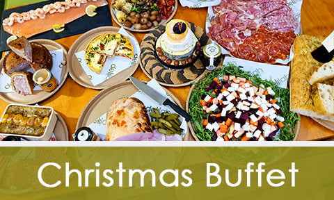 Christmas Buffet - 25 Guests @ £24 Per Person