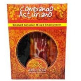 Spanish Meats for Stew- Chorizo, Black Pudding&Pancetta 250g