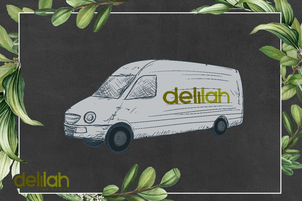 Delilah Drive By or Delivery