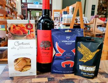 Wine & Nibbles - Grab Bag