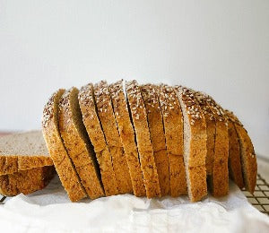 Incredible Bakery GF Golden Linseed Loaf