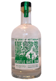 Castle Gate Nottingham Classic Gin 20cl 40%