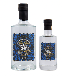 Ruddy London Dry Gin 42% ABV 20cl