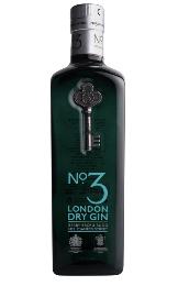Berry Bros & Rudd No3 London Dry Gin 70cl 46%