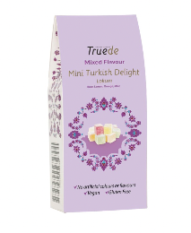 Truede Mini Turkish Delight 150g