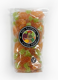 Natural Candy Shop Jelly Carrots 250g