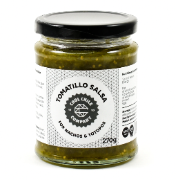 Cool Chile Tomatillo Salsa 270g
