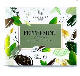 Whitakers Peppermint Creams 200g