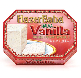 Hazar Baba Turkish Halva with vanilla 125g
