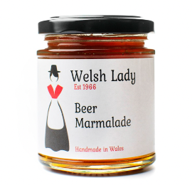 Welsh Lady Beer Marmalade 227g