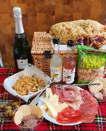 Tapas Picnic Hamper for Two