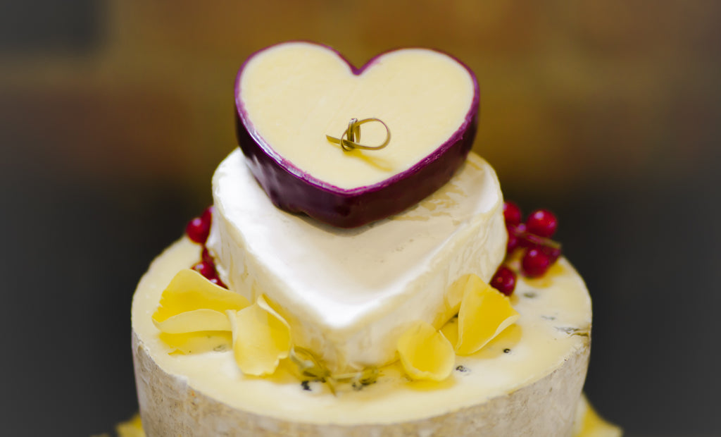 Wedding Cheese Cake