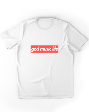 GOD Box S/S Tee (Red,Black,Reflector) - God Life Clothing
