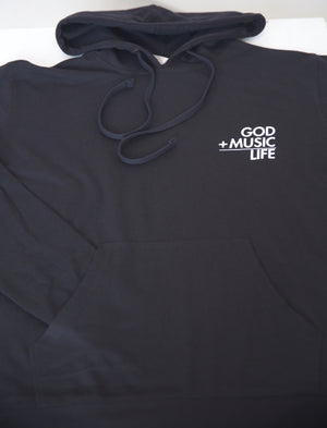 Equation LightWeight Hoodie Black - God Life Clothing