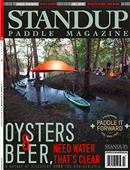 Standup Paddle Mag Cover - V8N3