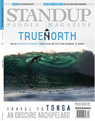 Standup Paddle Mag Cover - V8N4