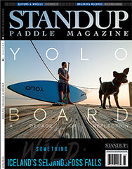 Standup Paddle Mag Cover - V8N5