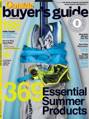 OUTSIDE MAGAZINE - SUMMER BUYERS GUIDE