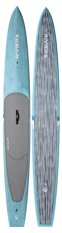 "USA Made Custom - 14'0"" Carbon Race • Base Price: $3,000 • Deposit: $1,500"
