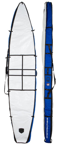 Riviera Paddlesurf 12'6 & 14' SUP Raceboard Bag in Blue
