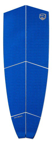Riviera Paddlesurf 6 Piece Plush Diamond Grip SUP Traction in Blue
