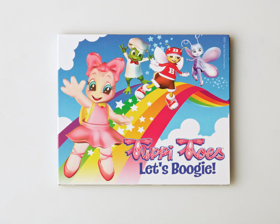 Let's Boogie (CD + MP3)